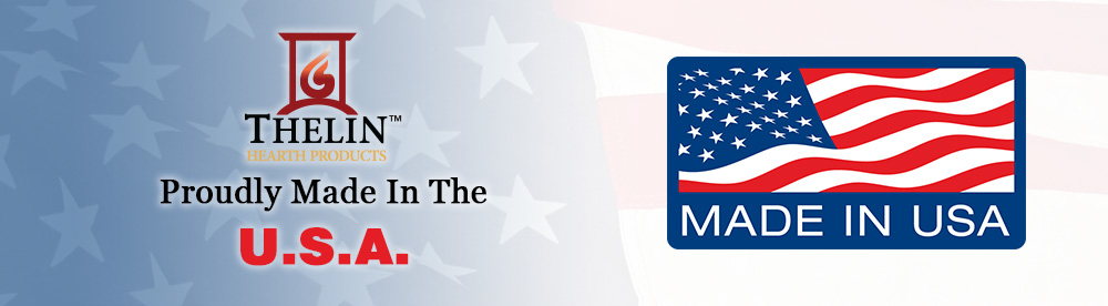 Thelin Hearth Products - Proudly Made In The USA