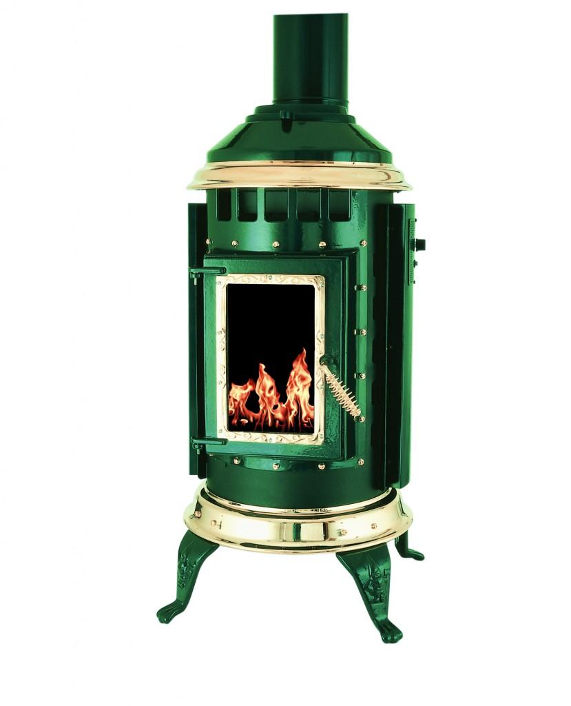 parlour direct vent gas stove