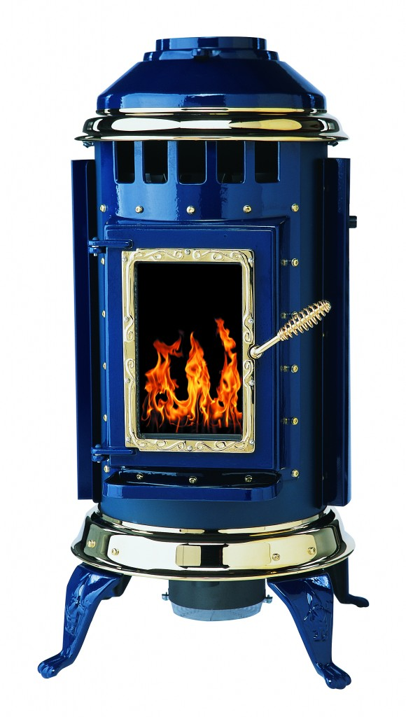 Parlour Pellet Stove from Thelin™ Hearth Products