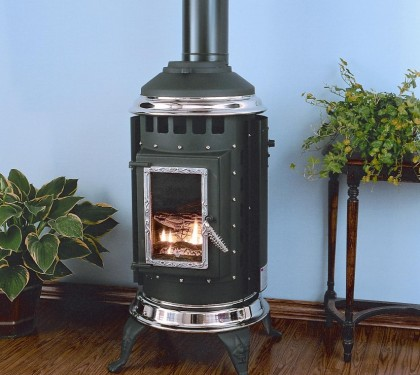Parlour Direct Vent Gas Stove