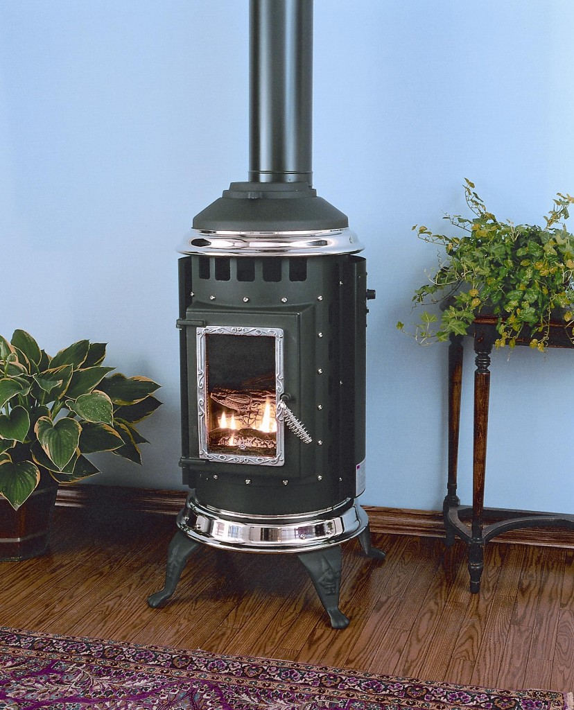 Parlour Direct Vent Gas Stove - Parlour Direct Vent Gas Stove From Thelin Hearth Products