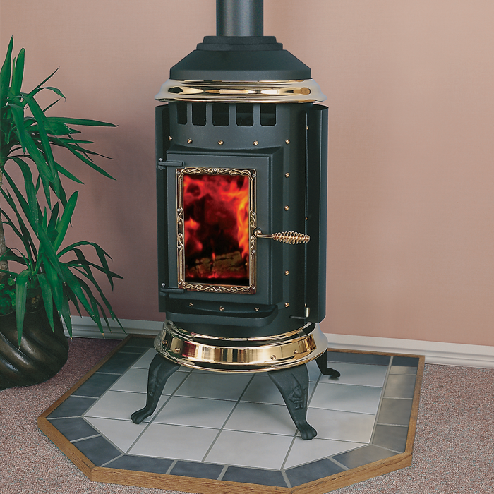 Parlour Wood Stove - Parlour Direct Vent Gas Stove From Thelin Hearth Products